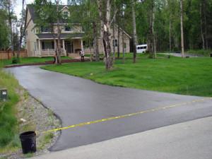 Anchorage Driveway Sealing