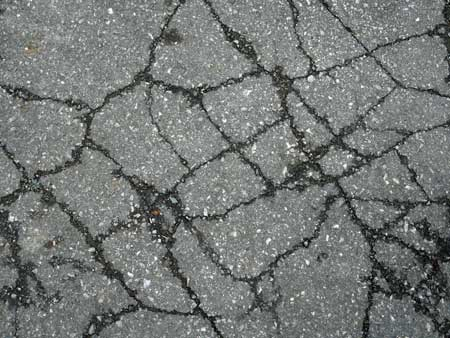 Repair Asphalt and Seal Cracks